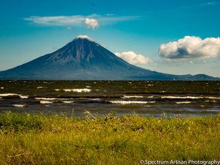 Resting Volcano
