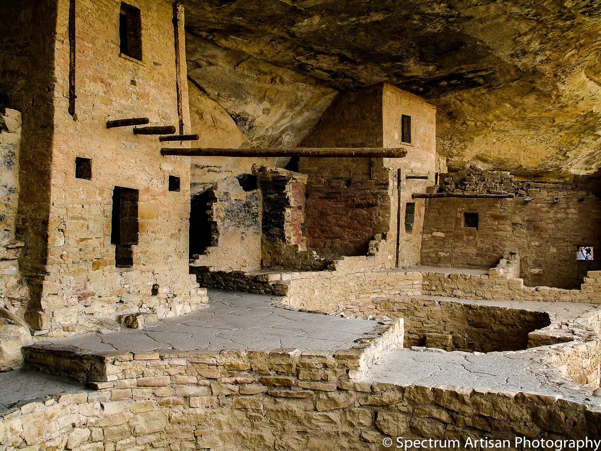 Southwest, Four Corners, native, American, pueblo, kiva, architecture , photo